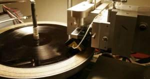 Vinyl Lathe