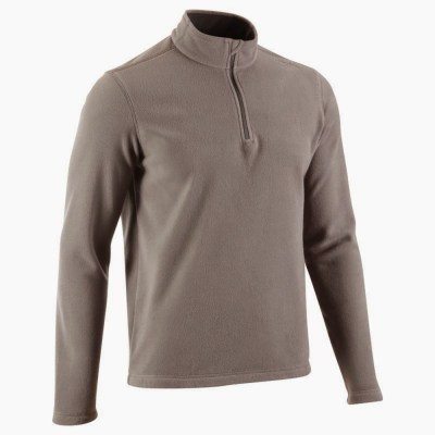 Quechua fleece jacket for trek clothing fashion
