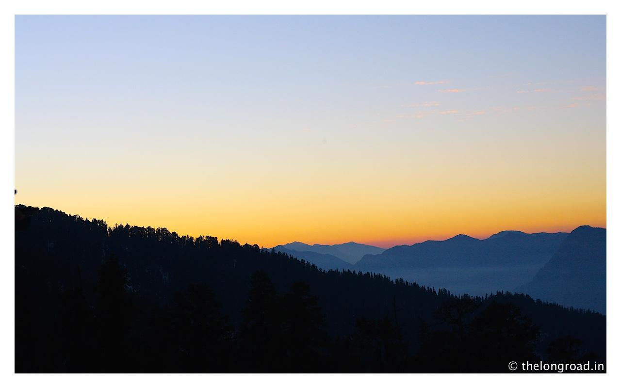 Kedarkantha trek: A Photo essay of Winter trek to Himalaya Part 2/2