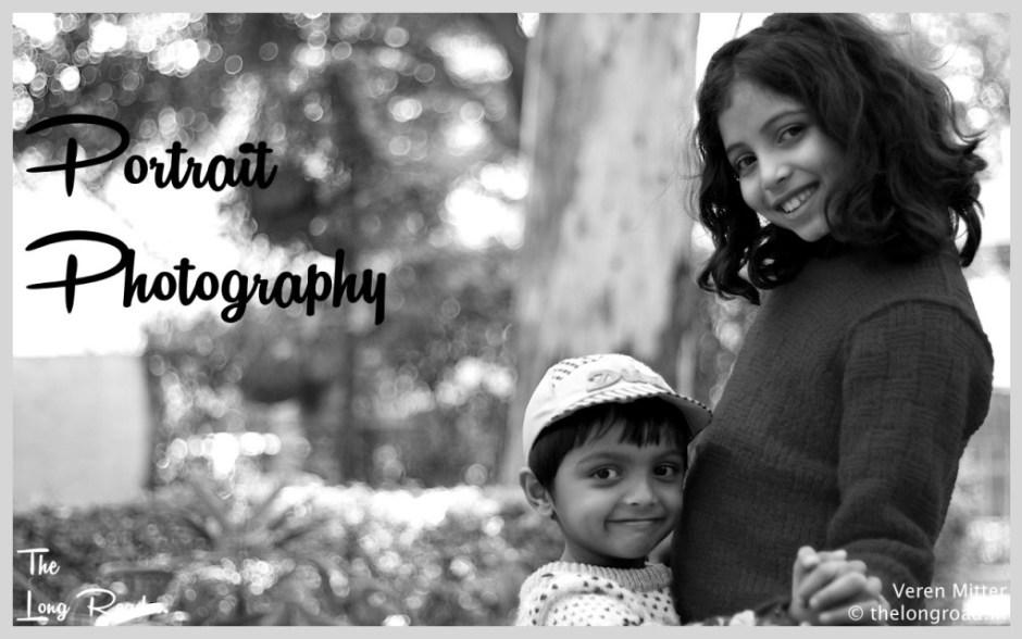 Childhood portrait photography