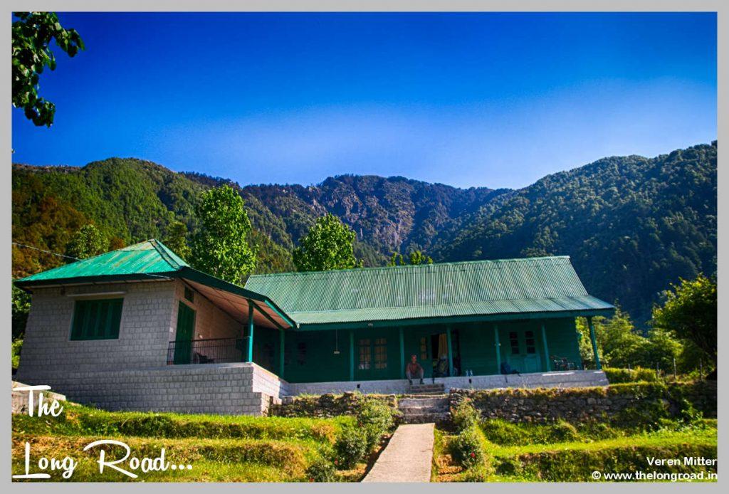 Kareri village forest rest house