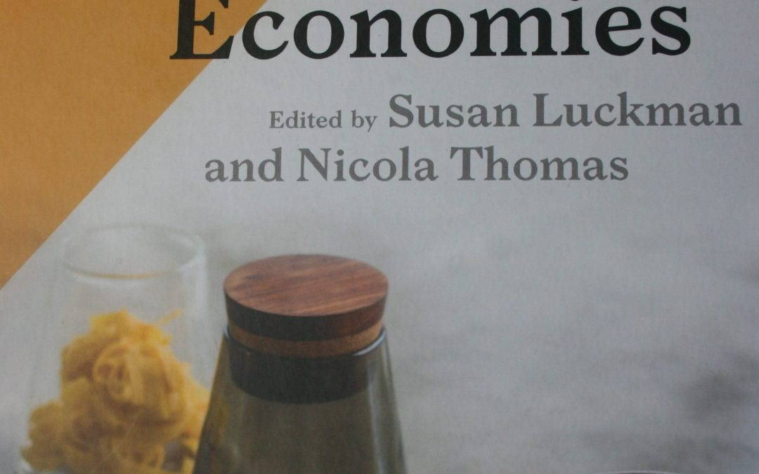 Book Review – Craft Economies – Susan Luckman, Nicola Thomas (eds)