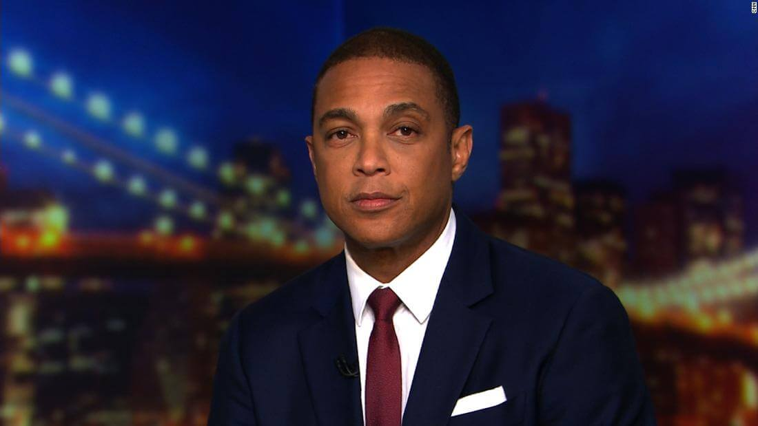 Don Lemon – Going To Far?