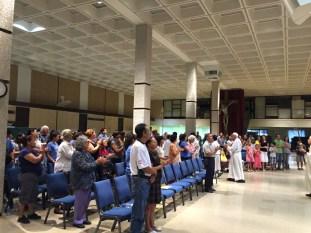 Prayer Meeting at Las Alas.