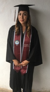 College Graduate from the Food Bank