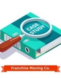 social media case study - franchise company