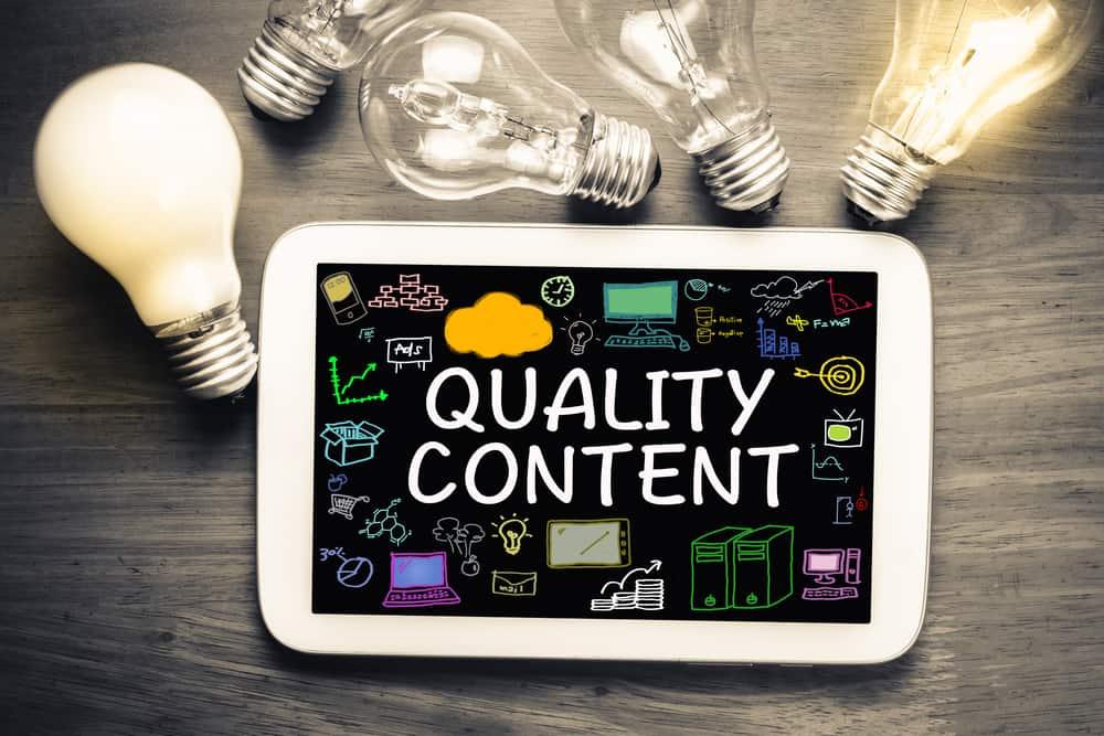 quality content marketing
