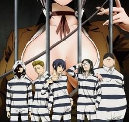 Prison School cinque ragazzi in una scuola di sole ragazze
