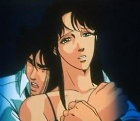 Come finisce Occhi di Gatto nella serie anime