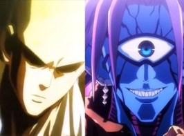 Saitama vs boros one punch man