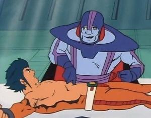 Haran Banjo è un meganoide episodio 14