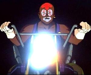 8. Joker The Clowns Akira