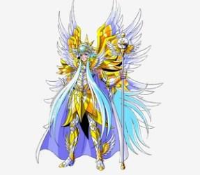 La Saga di Zeus dei Cavalieri dello Zodiaco