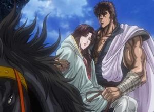 1 - Il matrimonio in gran segreto tra Kenshiro e Julia Ken Il Guerriero Hokuto no Ken