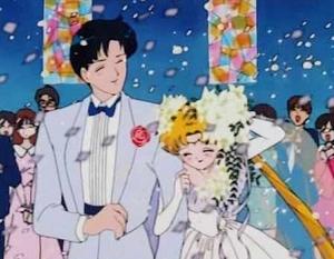 10. Bunny e Marzio Usagi e Mamoru (Sailor Moon) 2