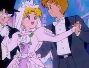 10. Bunny e Marzio Usagi e Mamoru (Sailor Moon)