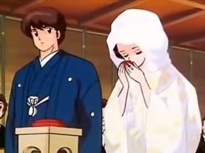 4 - Le nozze tra Kyoko Otonashi e Yusaku Godai (Cara Dolce Kyoko)