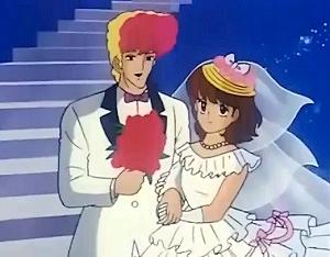 9. Licia e Mirko finalmente sposi (Kiss me Licia)