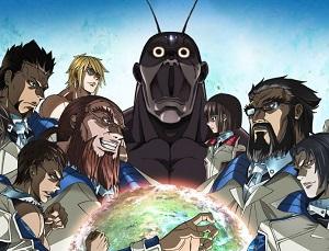manga e anime con pandemia da virus