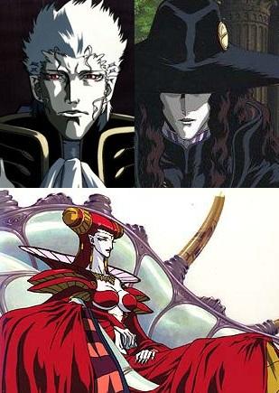 2 - vampire hunter d meier link carmilla