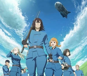drifting dragons recensione anime netflix