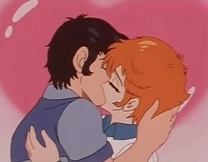 Il bacio tra Mila e Shiro che si vede nella sigla è falso