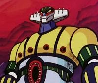 3 jeeg-robot d'acciaio