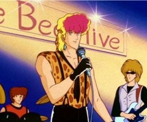 Chi sono i Bee Hive, la band rock anni '80 di Kiss Me Licia
