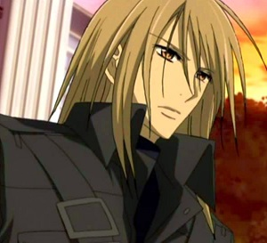 10. Kaien Cross – Vampire Knight