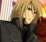 10. Kaien Cross - Vampire Knight