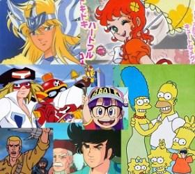 Tutti i cartoni animati di Junior TV degli anni '80 e '90