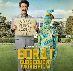 La nostra recensione di Borat 2 su Amazon Prime Video