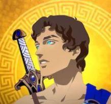La serie anime Blood Of Zeus su Netflix recensione