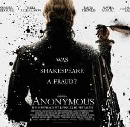 Il film Anonymous Shakespeare è figlio della regina Elisabetta