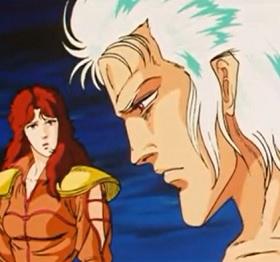 Mamiya denudata da Rei in Ken il guerriero