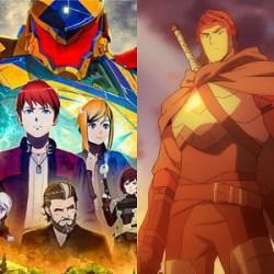 Le serie anime Netflix in uscita a marzo 2021