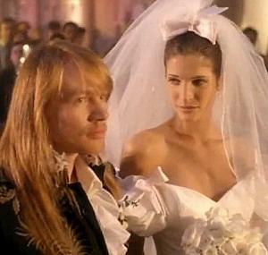 Come è morta la sposa in November Rain dei Guns N' Roses