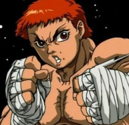 I 20 manga e anime shonen più famosi con i combattimenti baki the grappler