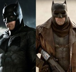 Il cosplay di Batman v Superman di Diegoarkham