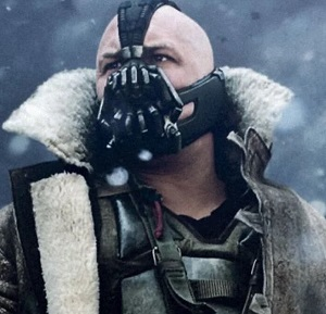 6 – DC Comics e musica ecco il cosplay di Bane di Luca Veronesi