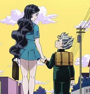 personaggi anime brutti che stanno con ragazze bellissime Koichi Hirose e Yukako Yamagishi