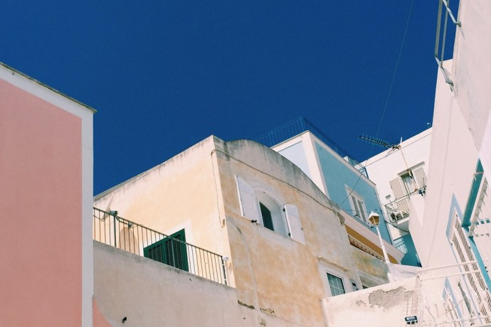Ponza, Italy, photo credit by TheLostAvocado.com