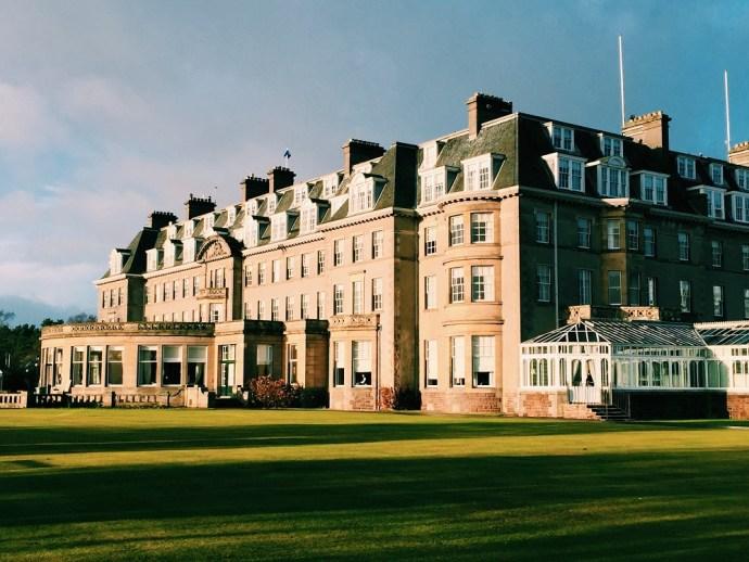 Gleneagles Hotel Scozia - The Lost Avocado
