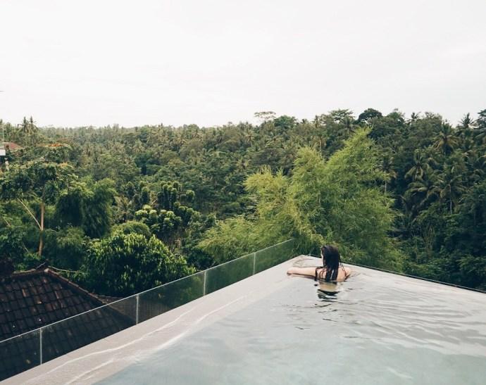 Bisma eight hotel Bali ubud