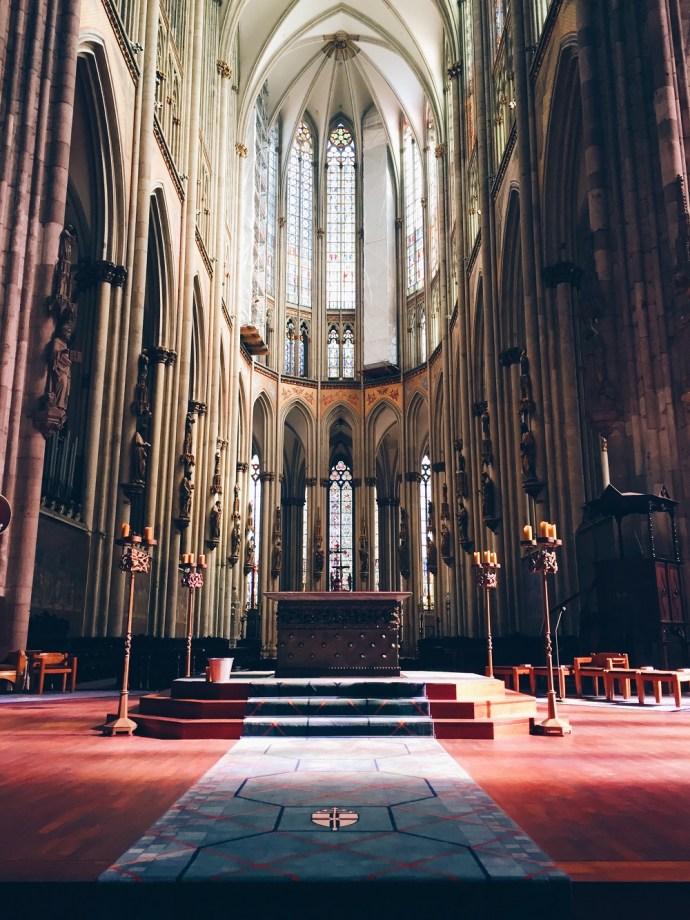 Cattedrale Colonia cosa vedere
