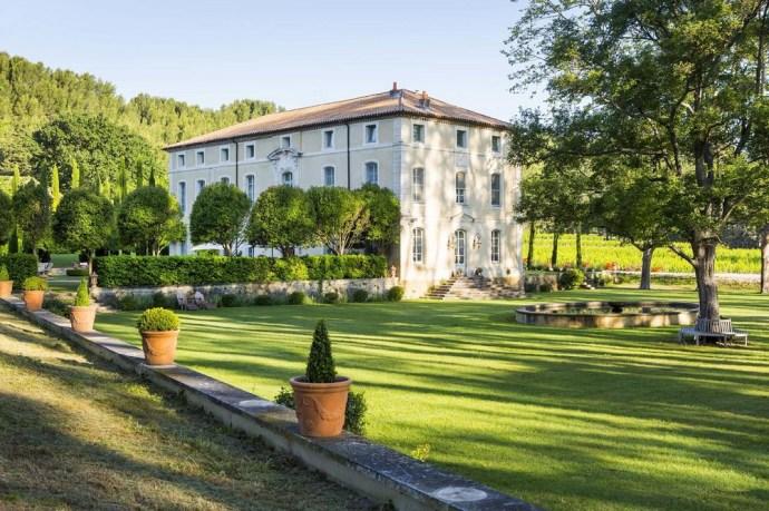 Chateau Talaud hotel provenza