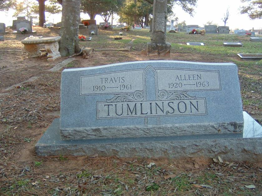 Travis Tombstone