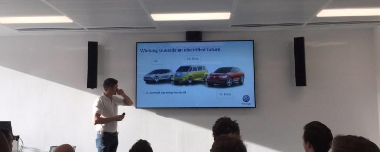 VW Drive Day