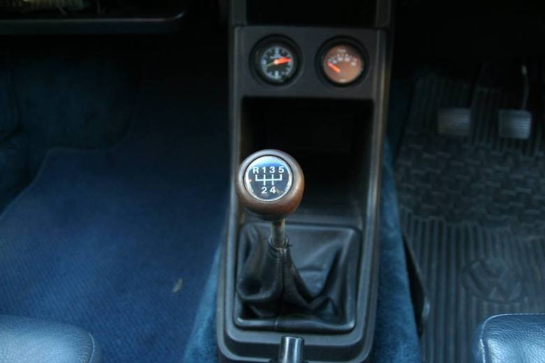 VW Scirocco Storm Gear Stick