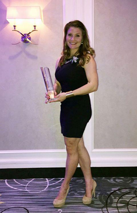 Saskatchewan Tourism Award of Excellence in Travel Media winner Ashlyn George